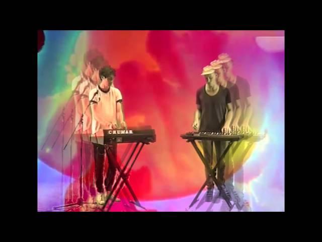 Video oficial del tema Montreal del musico aleman Roosevelt