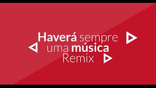 David Carreira- Haverá Sempre uma Música ( Lyric Video) [Trackstorm Remix]