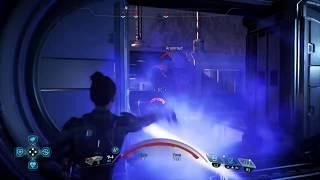 Mass Effect Andromeda Multiplayer Lvl 1 Human Adept Platinum Solo width=