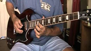 T.N.T. - AC/DC (Guitar Cover)