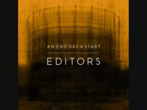 An End Has A Start de Editors Letra y Video