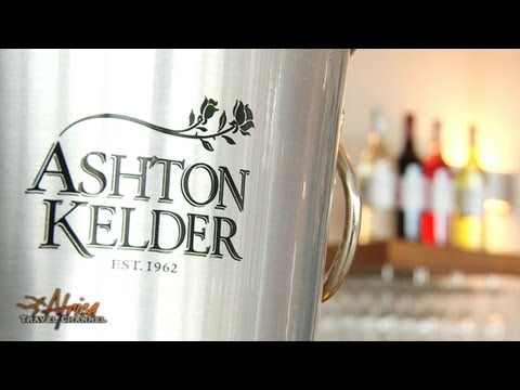 Ashton Kelder Winery in the Robertson Wine Valley South Africa – Africa Travel Channel