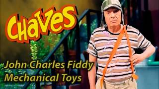 Mechanical Toys - John Charles Fiddy