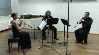 Ludwig van Beethoven - Trio C-duur op 87 (III Menuetto: Allegro molto - Scherzo)