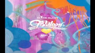 Travie McCoy, Sia, Frederik M. - Golden - Remix
