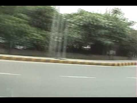Touring Lahore, Pakistan. Funny moments we had in the car!
