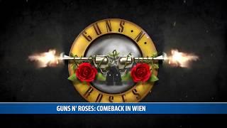 Guns n' Roses: Comeback in Wien