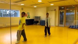 Busta Rhymes ant up dance (oseriös)