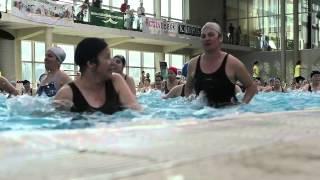 Video oficial A maior aula de sempre Aquafitness 2014