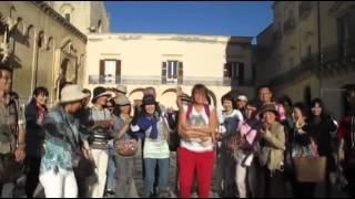 Dancing for Matera 2019