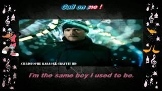 Eric Prydz   Call on me Karaoké