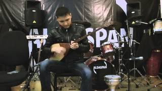 Aldaspan unplugged  Baha live  Zhima