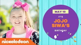 'Happy Birthday, Jojo Siwa!' Official Tribute Music Video feat. 'Kid In A Candy Store' | Nick