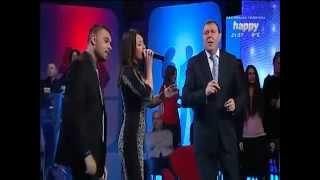 Katarina Zivkovic - Kosava,Kleo se kleo - LIVE - Kraljev Show - ( Tv Happy,21.11.2014 )