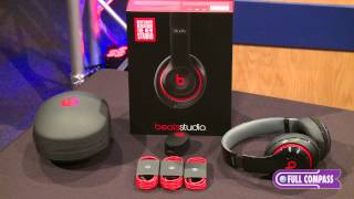 Beats by Dr. Dre Beats Studio Over-Ear Headphones Overview | Full Compass