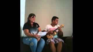 Erlaine Cristina e Junior do cavaco- Falando de amor- Tom Jobim.