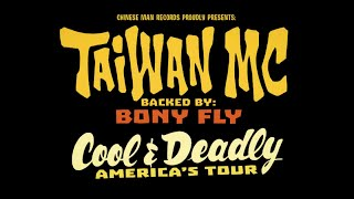 Taiwan MC - America's Tour Teaser (Cool & Deadly)