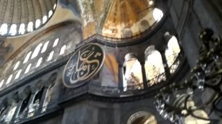 Църквата Св. София в Истанбул