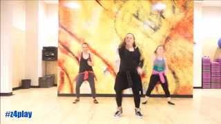 """Pa Que Baile (Zumba Remix)"" Blad MC - Dance Fitness Routine"