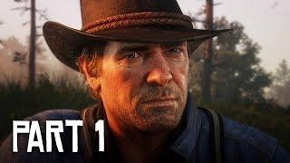 Red Dead Redemption 2 Gameplay Walkthrough, Part 1! (RDR 2 PS4 Pro Gameplay)