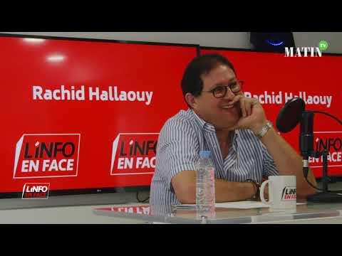 Video : Hicham Ait Menna invité de L'Info en Face spécial Elections