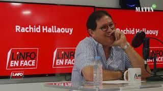 Hicham Ait Menna invité de L'Info en Face spécial Elections