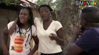 STUBBORN BEANS 1 (Queen Nwokoye & Chacha Eke) Latest Nollywood Nigerian Movies | Family Drama Comedy