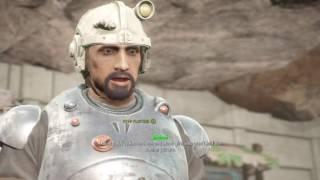Fallout 4: Far Harbor - having sex with a robot