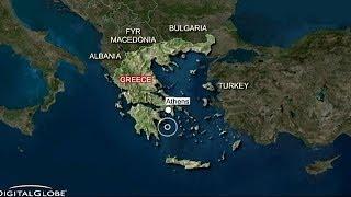 Terremoto in Grecia, avvertito anche nel Sud Italia