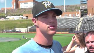 West Virginia Black Bears: Pitcher - James Marvel 6-15-16