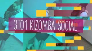 3to1 KIZOMBA Social April 2016 Edition