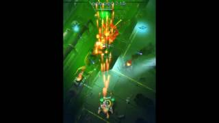 Sky Force Reloaded - Stage 10 Insane (spoilers)