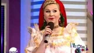 Oana Tomoioaga ''Petrecem K Lumea'' cu Ana Maria Petre si Fredi Camacho Antena 2