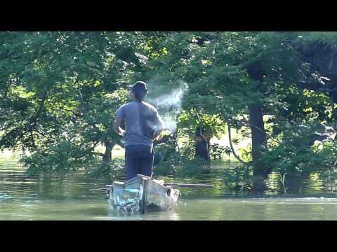 Pêcheur (fisherman) – Las Isletas – Nicaragua