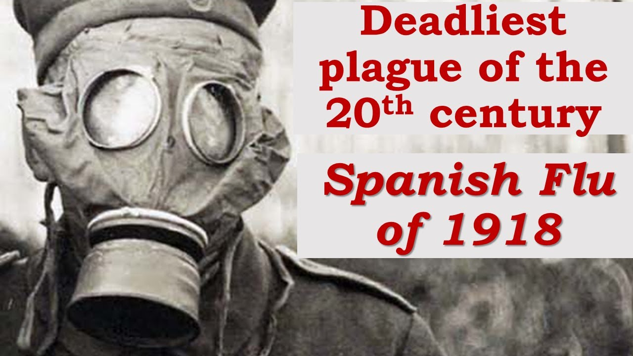 1918 Spanish Flu Historical Documentary | Deadly Plague of 1918