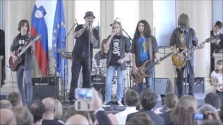 Tomi Meglič & Rock Heroes - Na Soncu (Siddharta)