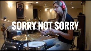 Sorry Not Sorry by Demi Lovato Drum Cover
