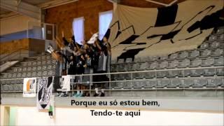 O desejo da Equipa de Basquetebol do Vitória SC...