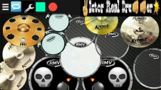 Real Drum Wesley Safadão- A mala é  Falsa #WS #Real Drum #Drumcover