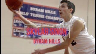 All-LHBCA 1st Team: Skylar Sinon, Byram Hills