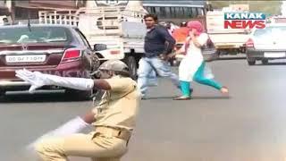Khasi funny traffic dance........ width=