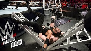 Extreme TLC Match moments: WWE Top 10, Oct. 21, 2017