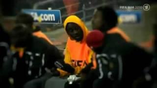 5. Teil RAPortage Blumentopf WM 2010 Deutschland - Ghana
