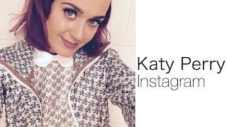 Katy perry Instagram Live Photo Video