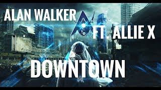 Alan Walker - On My Way (lyrics)