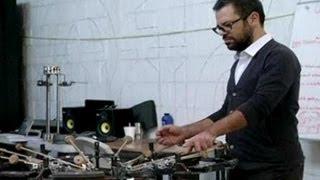 Senjata Api Menjadi Instrumen Musik di Meksiko
