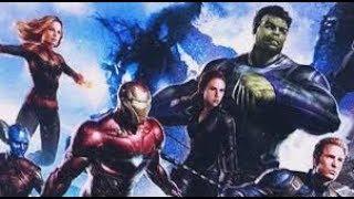Infinity War - GOODBYE (NO SPOILERS)