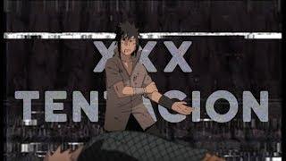 XXXTENTACION - Moon Rock // Naruto vs Sasuke AMV
