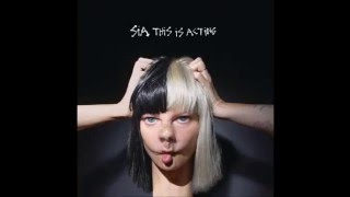 Sia   First Fighting a Sandstorm (High Quality Bonus Track)