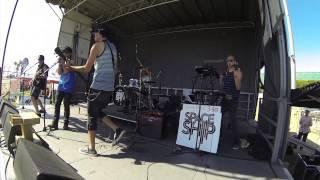 Spaceship - Handle It (Live)